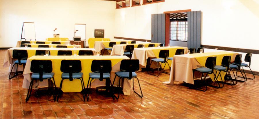 Sala de Convenções do Hotel Fazenda Boa Esperança